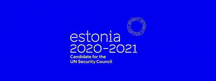 Естонія до Ради Безпеки ООН 2020-2021